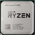 Процессор AMD AMD Ryzen 7 2700 OEM (3.2-4.1GHz, 20MB, 65W, AM4)