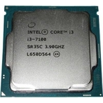 Процессор Intel Intel Core i3-7100 Kaby Lake OEM (3.90Ггц, 3МБ, Socket 1151)