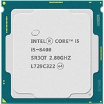 Процессор Intel Intel Core i5-8400 Coffee Lake OEM (2.80Ггц, 9МБ, Socket 1151)