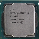 Процессор Intel Intel Core i5-9500 Coffee Lake OEM (3.0Ггц, 9МБ, Socket 1151)