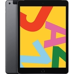 Планшет Apple iPad (2019) Wi-Fi + Cellular 32GB Space Grey (MW6A2RU/A)