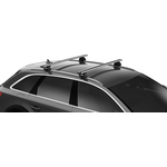 Багажник Thule WingBar EVO для FORD Focus 5-dr Estate, 11-18