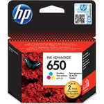 Картридж HP №650 Colour (CZ102AE)