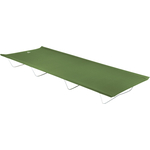Раскладушка Jungle Camp Bivouac Green, кемпинговая, 184х75х21 см