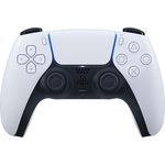 Геймпад Sony PlayStation 5 DualSense Wireless Controller CFI-ZCT1W white