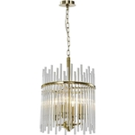 Люстра Lumien Hall Подвесная Alte LH3061/4P-CO-CL