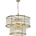 Люстра Lumien Hall Подвесная Lariana LH3038/9P-A-CO-CL
