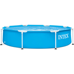 Каркасный бассейн Intex Metal Frame 244х51см, 1828л, 28205