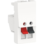 Аудиорозетка Schneider Electric Unica New Modular NU348718