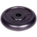 Купить Диск обрезиненный Titan 26 мм 2.5 кг черный