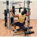 Купить Опция верхняя тяга Body Solid GLA-348QS/GLA-348Q купить недорого низкая цена