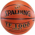 Купить Мяч баскетбольный Spalding TF-1000 Legacy (74-450z), размер 7 отзывы покупателей специалистов владельцев