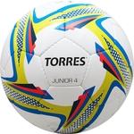 Купить Мяч футбольный Torres Junior-4 (арт. F30234/F318234) технические характеристики фото габариты размеры
