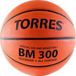 Купить Мяч баскетбольный Torres BM300 (B00013)технические характеристики фото габариты размеры