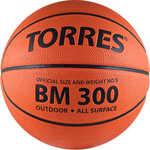Купить Мяч баскетбольный Torres BM300 (арт. B00015) купить недорого низкая цена