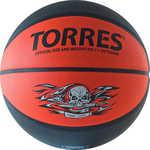Купить Мяч баскетбольный Torres Game Over (арт. B00117) купить недорого низкая цена