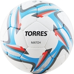 Купить Мяч футбольный Torres Match (арт. F30024)/F31824 технические характеристики фото габариты размеры