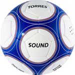 Купить Мяч футбольный Torres Sound (арт. F30255) купить недорого низкая цена