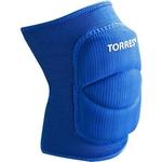 Купить Наколенники спортивные Torres Classic, (арт. PRL11016S-03), размер S, цвет: синий купить недорого низкая цена