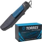 Купить Сумка для йоги Torres (арт. YL11009), размер 68,5х22,5 см, цвет: черный купить недорого низкая цена