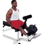 Купить Скамья Body Solid GLDA-1, Опция сгибание-разгибание ног для WFID-31 купить недорого низкая цена