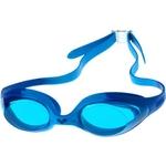 Купить Очки для плавания Arena Spider Jr, арт.9233878, голубые линзы купить недорого низкая цена