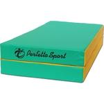 Купить Мат складной PERFETTO SPORT № 3 (100х100х10см) зеленый отзывы покупателей специалистов владельцев