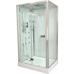 Душевая кабина Timo Puro Swing Door H-511 R 120х90х220 см