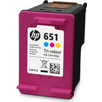 Картридж HP №651 tri-colour (C2P11AE)