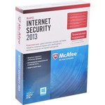 Программный продукт McAfee Антивирус Internet Security 2013 3 PC - RU (BOXMIS139MB3RAA)