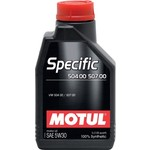 Моторное масло MOTUL Specific VW 504/00/507/00 5w-30 1 л