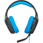 Игровые наушники Logitech Surround Sound Gaming Headset G430 (981-000537)