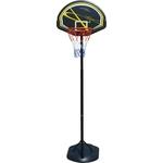 Купить Баскетбольная мобильная стойка DFC KIDS3 80x60 см (полиэтилен) купить недорого низкая цена