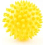 Купить Мяч массажный Palmon d 8 см. (желтый) купить недорого низкая цена