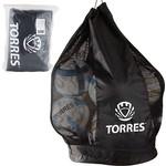 Купить Сумка-баул на 15 мячей Torres SS11069технические характеристики фото габариты размеры