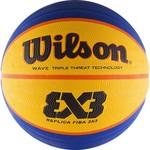 Купить Мяч баскетбольный Wilson FIBA3x3 Replica (р.6) купить недорого низкая цена