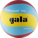 Купить Мяч волейбольный Gala 230 Light 10 (р. 5)технические характеристики фото габариты размеры