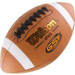 Купить Мяч для американского футбола Wilson GST Official Composite WTF1780XB купить недорого низкая цена