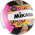 Купить Мяч для пляжного волейбола Mikasa GGVB-SWRL (р.5) купить недорого низкая цена