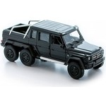 Модель машины Welly 1:34-39 Mercedes-Benz G63 AMG 6x6