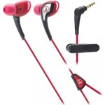 Наушники Audio-Technica ATH-SPORT2 red