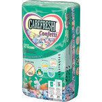Наполнитель CareFresh COLORS CONFETTI разноцветный на бумажной основе для мелких домашних животных, рептилий и птиц 10л