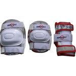 Купить Набор защиты Action PWM-302 (локтя, запястья, колена) р. M купить недорого низкая цена