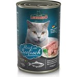 Консервы Leonardo Quality Selection Rich In Fish c рыбой для кошек 400г (56209/56206)