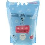 Наполнитель СиСиКэт CC-CAT впитывающий силикагель для кошек 3,8л