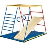 Купить Детский спортивный комплекс Ранний старт ДСК люкс оптима отзывы покупателей специалистов владельцев