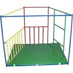 Купить Детский спортивный комплекс Ранний старт ДСК стандарт базоваятехнические характеристики фото габариты размеры