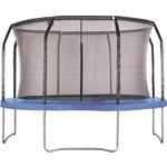 Купить Батут PERFETTO SPORT с защитной сеткой 8 диаметр 2,4 м