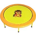 Купить Мини-батут КМС Складной 48 диаметр 122 см оранжевый