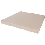 Купить Мат КМС № 2 (100 х 100 10) бежевыйтехнические характеристики фото габариты размеры